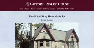 The Gifford-Risley House Header