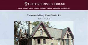 The Gifford-Risley House Header