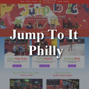 JUMP TO IT PHILLY ICON