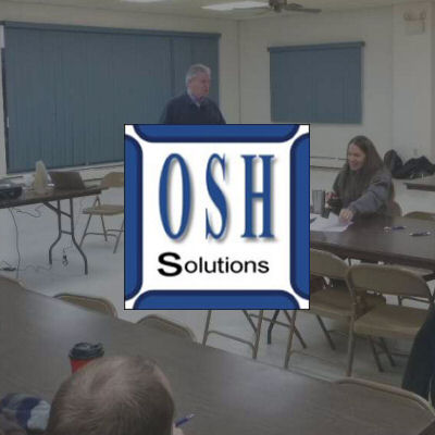 OSH Solutions Llc Website
